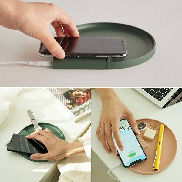 Mobile Island Modular Wireless Charger