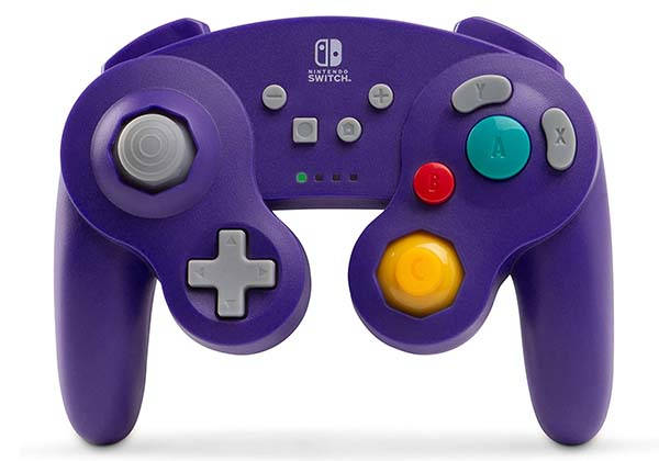PowerA GameCube Style Wireless Controller for Nintendo Switch
