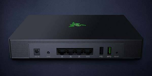 Razer Sila Gaming WiFi Mesh Router