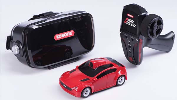 Real Racer FPV RC Car