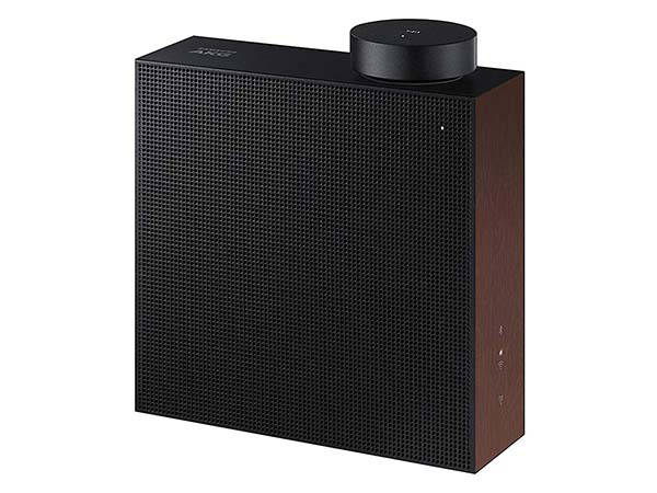 Samsung VL350 Wireless Home Speaker with a Moving Control ...