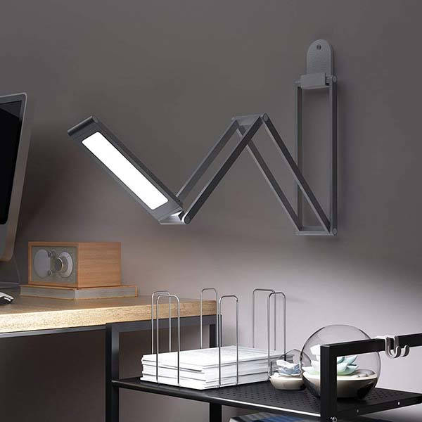 Slyonos Foldable LED Desk Lamp