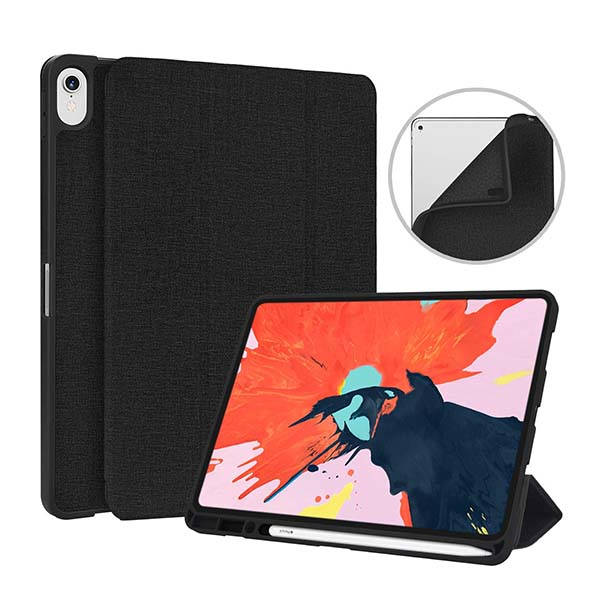 Soke 11-Inch iPad Pro Case with Apple Pencil Holder