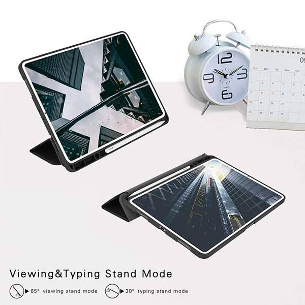 Soke 11-Inch iPad Pro Case with Apple Pencil Holder
