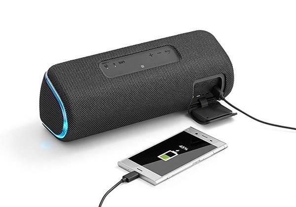 Sony SRS-XB41 Portable Waterproof Bluetooth Speaker