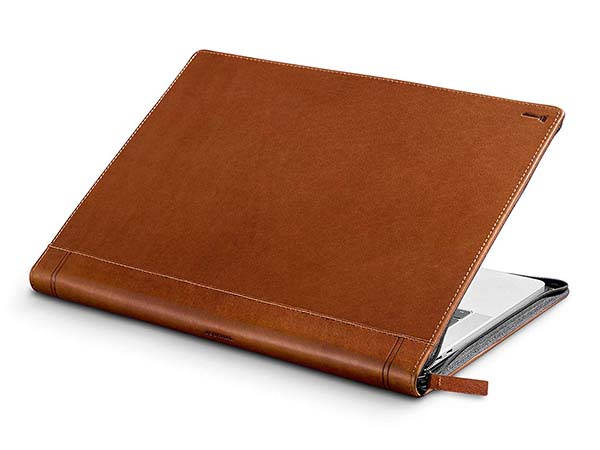 Twelve South Journal Leather MacBook Pro Case with Interior Pocket