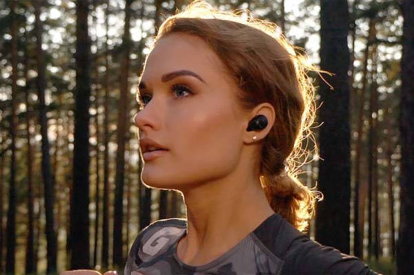UNI IPX7 Waterproof True Wireless Earbuds with Bluetooth 5.0