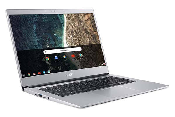 Acer Chromebook 514 with 14-Inch Touchscreen, 4GB RAM and More