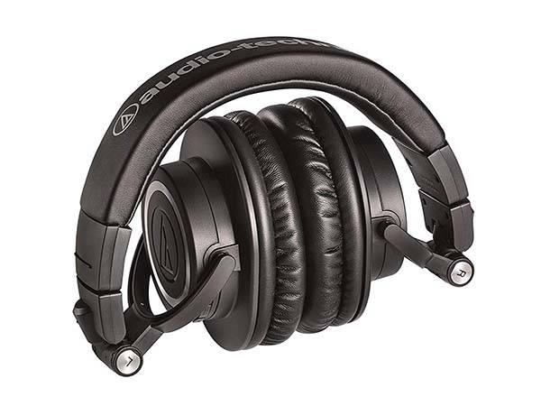 Audio-Technica ATH-M50xBT Wireless Bluetooth On-Ear Headphones