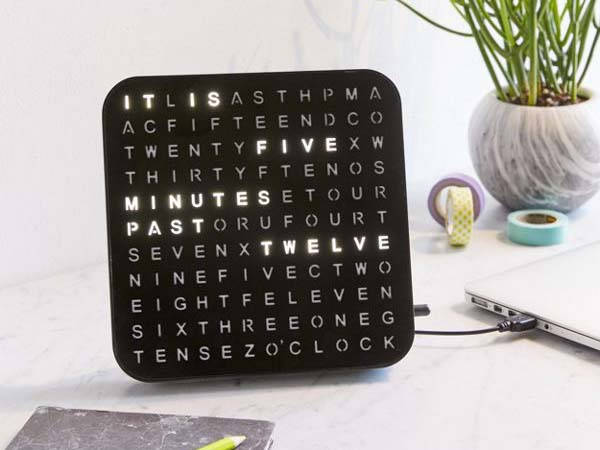 Brilliant Ideas USB LED Word Clock