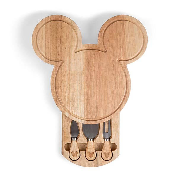Disney Classic Mickey Mouse Cheese Board Set