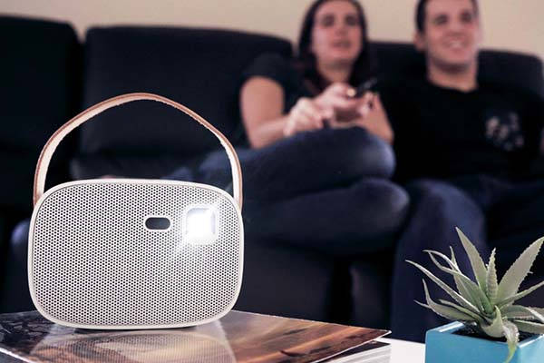 Docoy Portable Android Projector