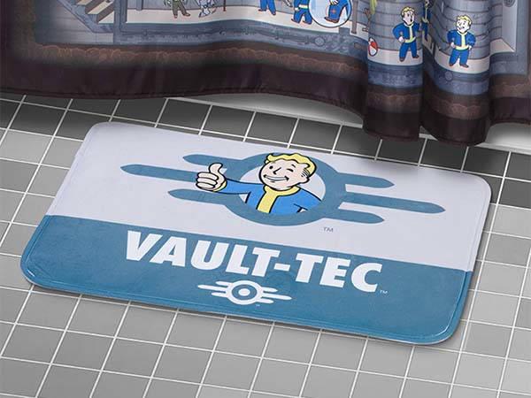 Fallout Vault-Tec Bath Mat