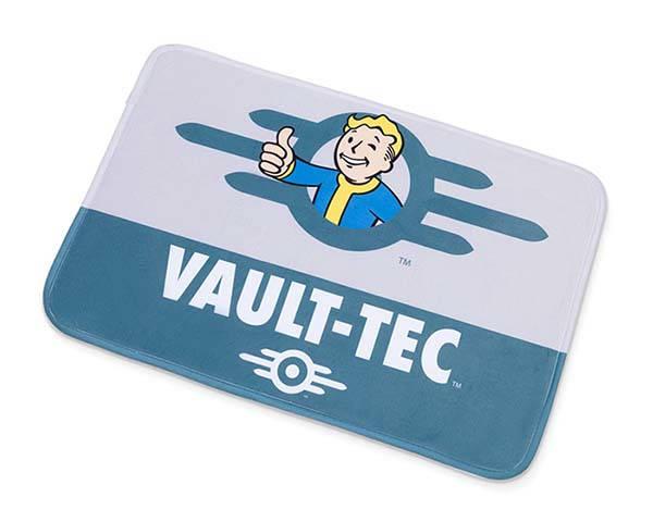 Fallout Vault Tec Bath Mat Gadgetsin