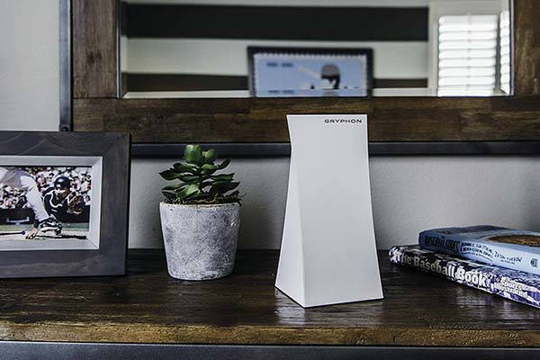 Gryphon Smart Mesh WiFi Router with Intrusion Detection and ESET Malware Protection