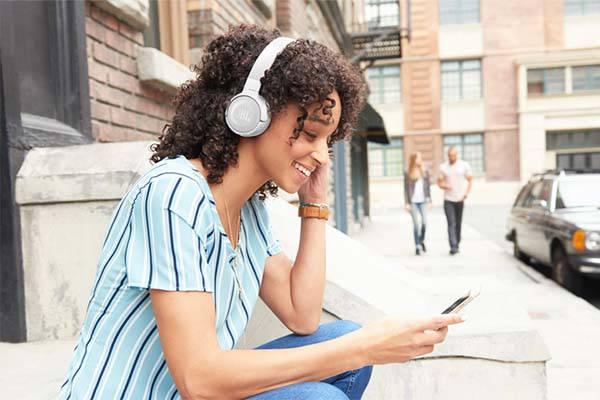 JBL Tune 600BTNC Bluetooth Active Noise Cancelling Headphones