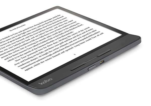 Kobo Forma Waterproof eReader with 8-Inch HD E-Ink Screen