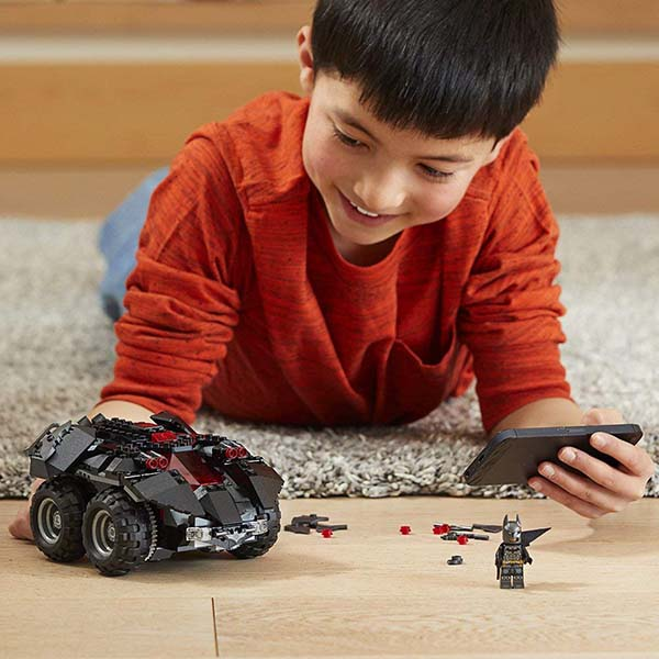 LEGO App-Controlled Batmobile Building Kit