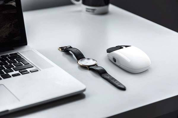 Lofree Maus Bluetooth Wireless Mouse with Built-in Gesture Control