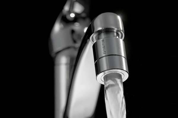 MiniBle S Nanobubble Faucet Aerator