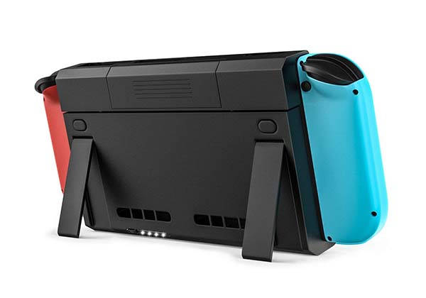 Moko Nintendo Switch Battery Case with Foldable Stand