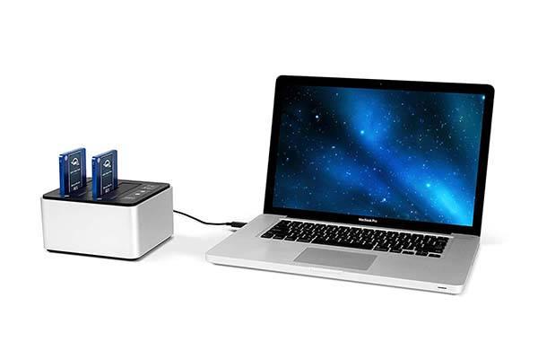OWC USB-C Dual Drive Dock