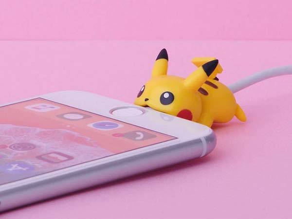 Pokémon Cable Bite Charging Cable Protector