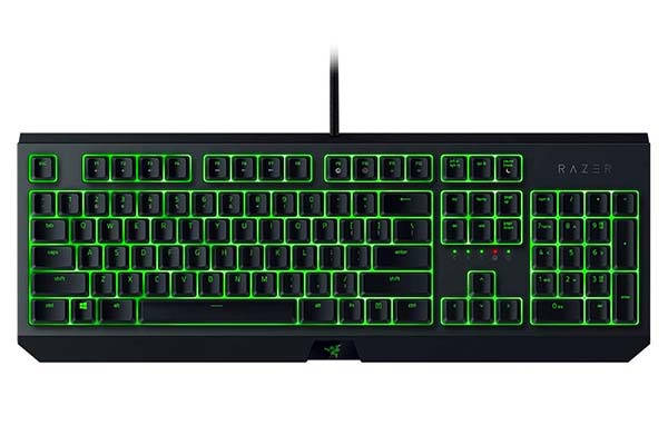 Razer BlackWidow Essential Esports Mechanical Gaming Keyboard with Hypershift