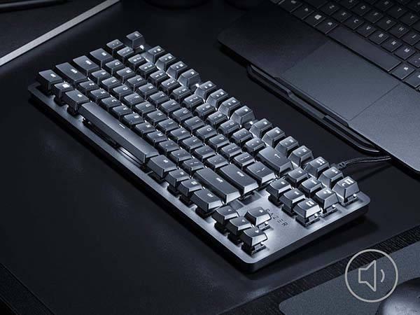 Razer BlackWidow Lite Silent Mechanical Gaming Keyboard