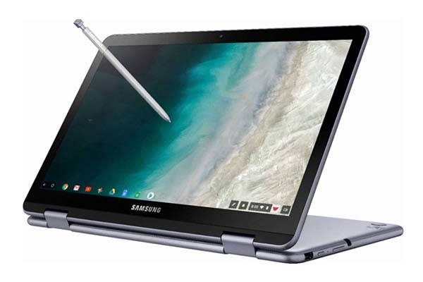 Samsung Chromebook Pro Plus with Touchscreen and Digitizer Pen