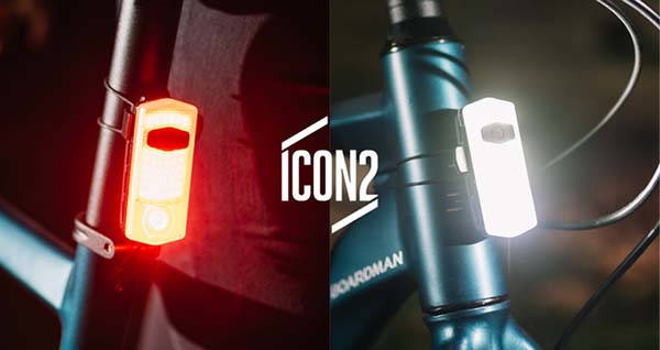 See Sense Beam and Icon2 LED Bike Lights