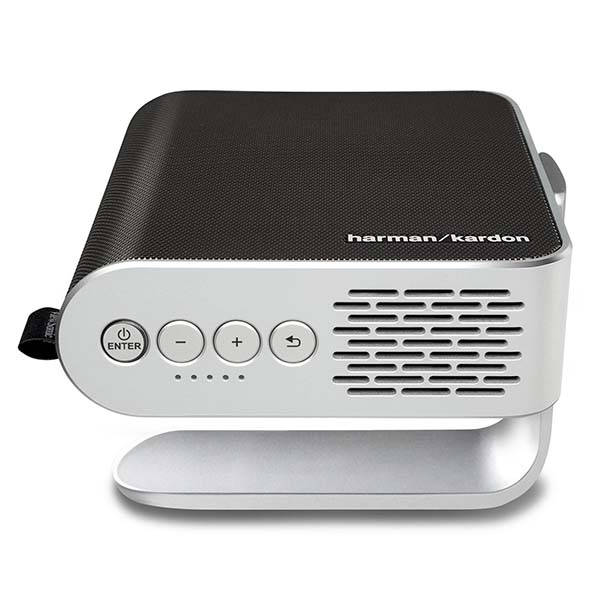 ViewSonic M1 Portable Projector with Harman Kardon Speakers