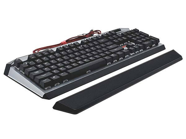 Viper V765 RGB Mechanical Gaming Keyboard with Media Controls