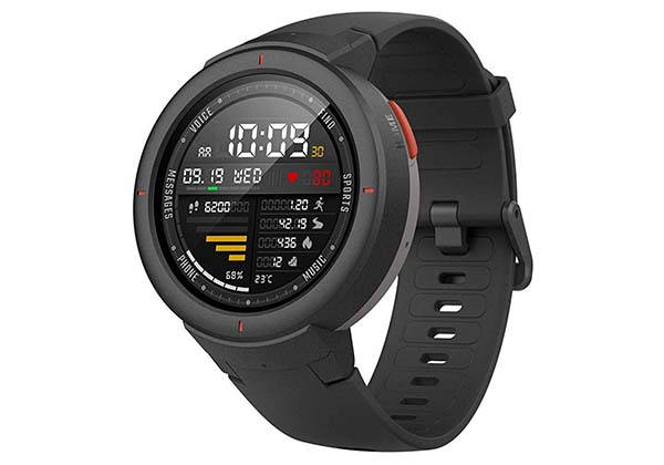 Amazfit Verge Smartwatch with Heart Rate and Activity Tracking