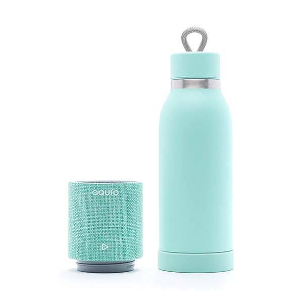 Aquio Double Wall Stainless Steel Insulated Water Bottle