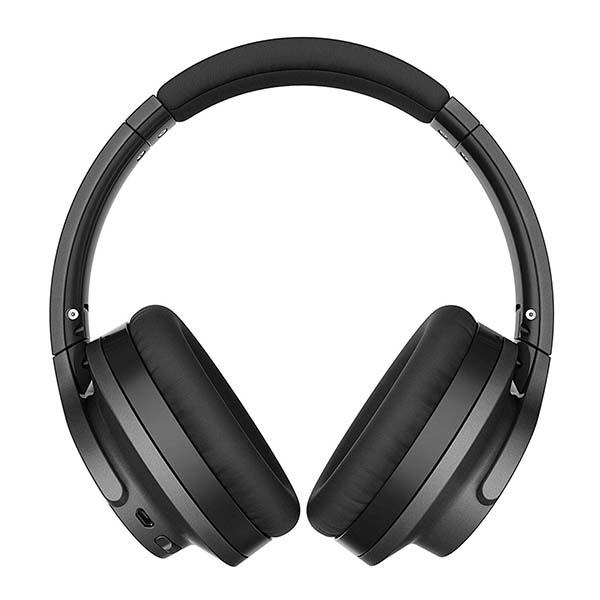 Audio-Technica QuietPoint Bluetooth Noise-Cancelling Headphones