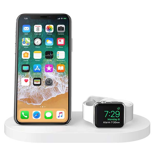 Belkin Boost Up Wireless Charging Station for iPhone and Apple Watch