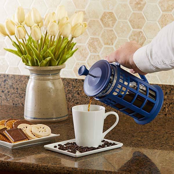 Doctor Who Tardis Coffee Press Gadgetsin