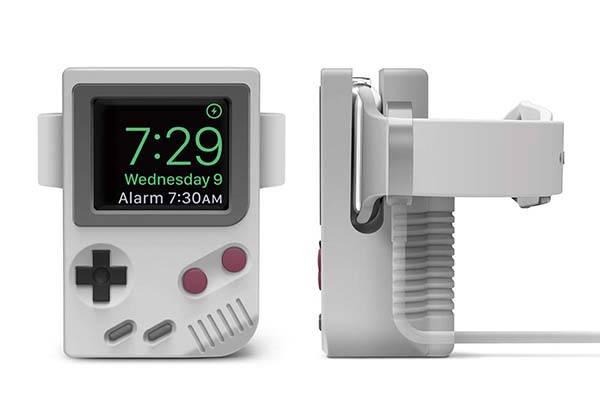 Elago W5 Gameboy Apple Watch Stand