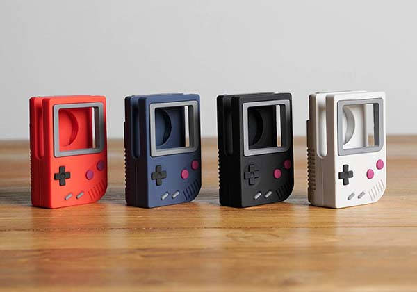 Elago W5 Gameboy Apple Watch Stand | Gadgetsin