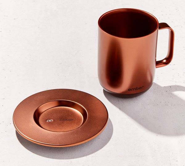 Ember Limited Edition Copper Temperature Controlled Smart Mug