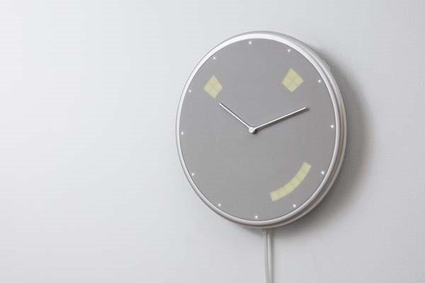 Glance Smart Wall Clock Supports IFTTT
