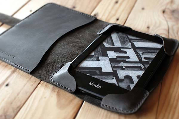 Handmade Kindle Paperwhite Leather Case