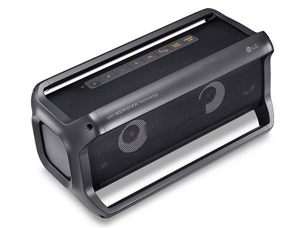 LG XBOOM Go PK7 Portable Bluetooth Speaker with Meridian Audio and aptX
