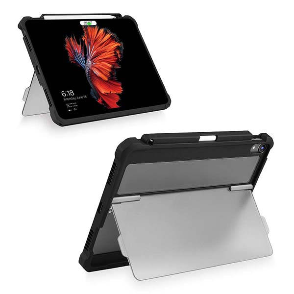 Maxjoy 11-Inch iPad Pro Case with Apple Pencil Holder and Stand