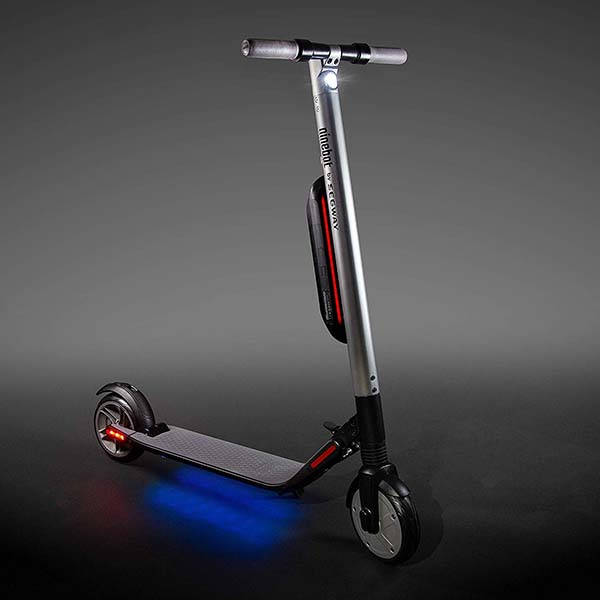 Ninebot KickScooter ES4 Foldable Electric Scooter