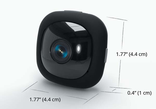 PocketCam Mini Action Camera