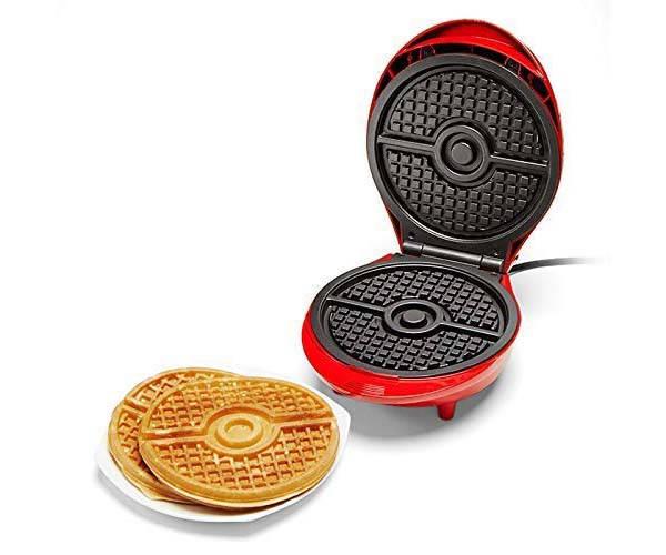 Pokémon Poké Ball Waffle Maker