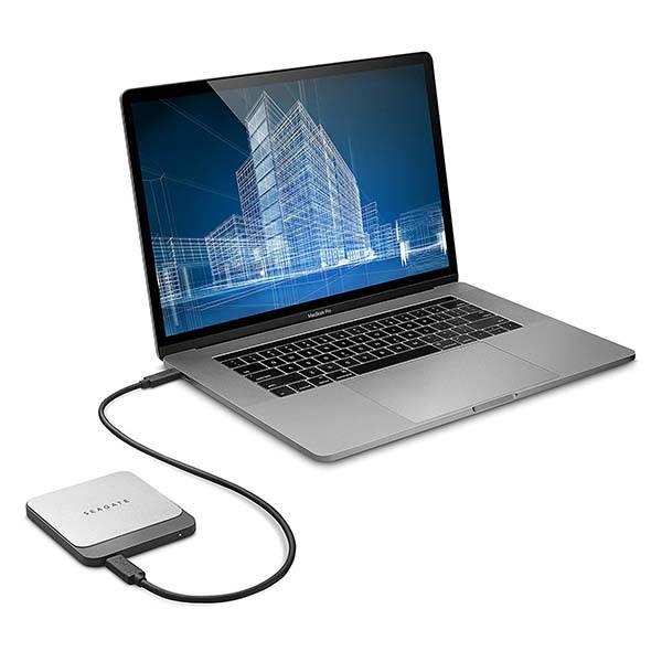 Seagate Fast External USB-C SSD