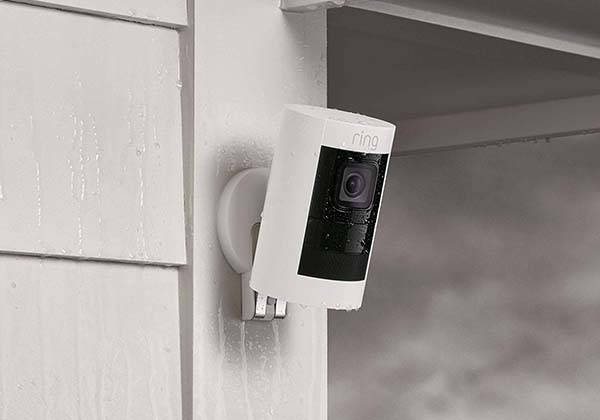 All-New Ring Stick Up Wireless HD Security Camera Supports Amazon Alexa